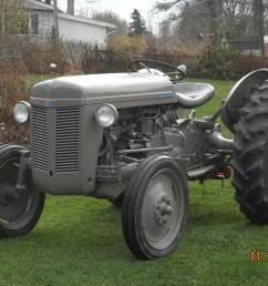 1952 harry ferguson tractor wiring diagram [ 1200 x 900 Pixel ]