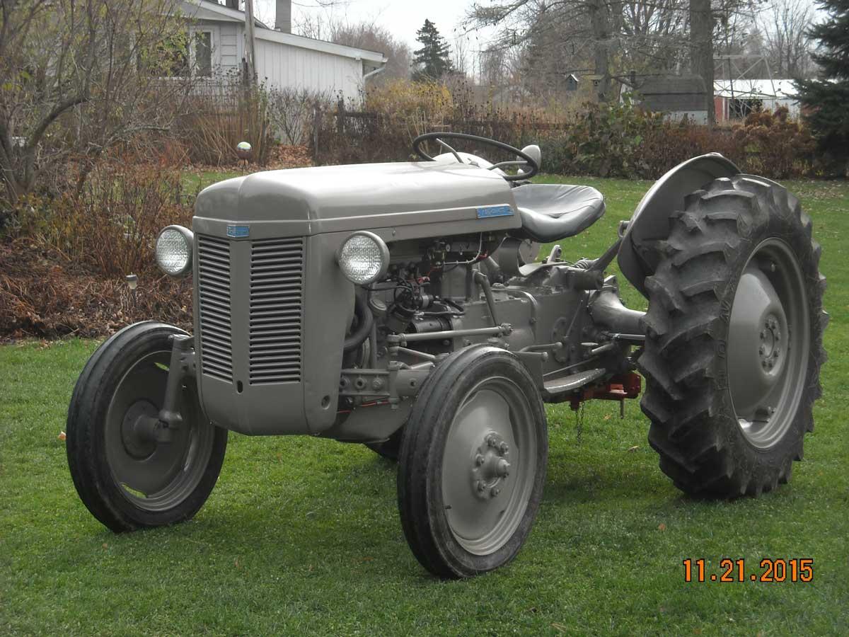 hight resolution of 1952 harry ferguson tractor wiring diagram