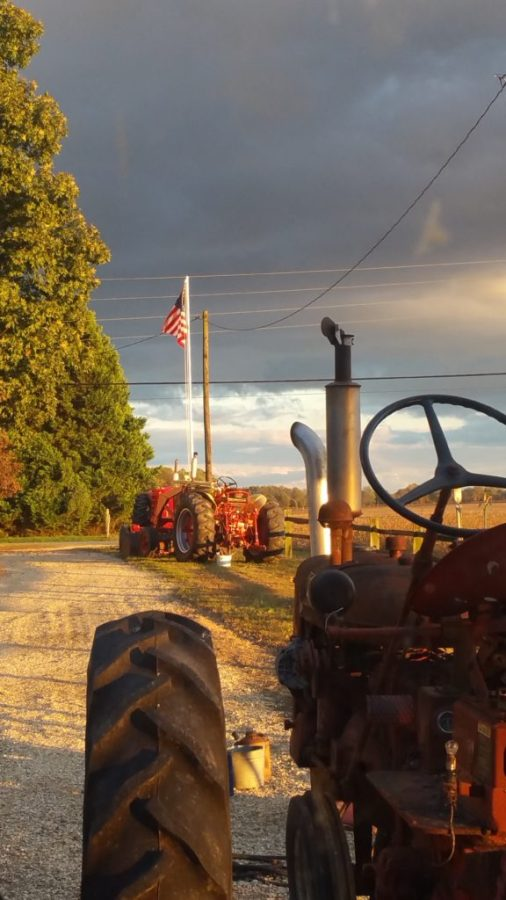 Hickory Ridge Tractor Show
