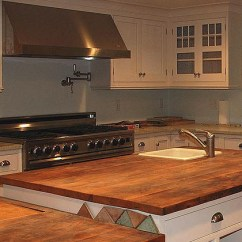Wood Countertops Kitchen Pictures Of Cabinets Reclaimed Antique Woodworks