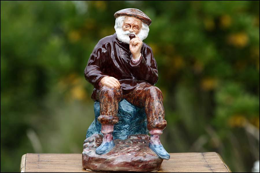 sculpteur Nyto faïence de Desvres