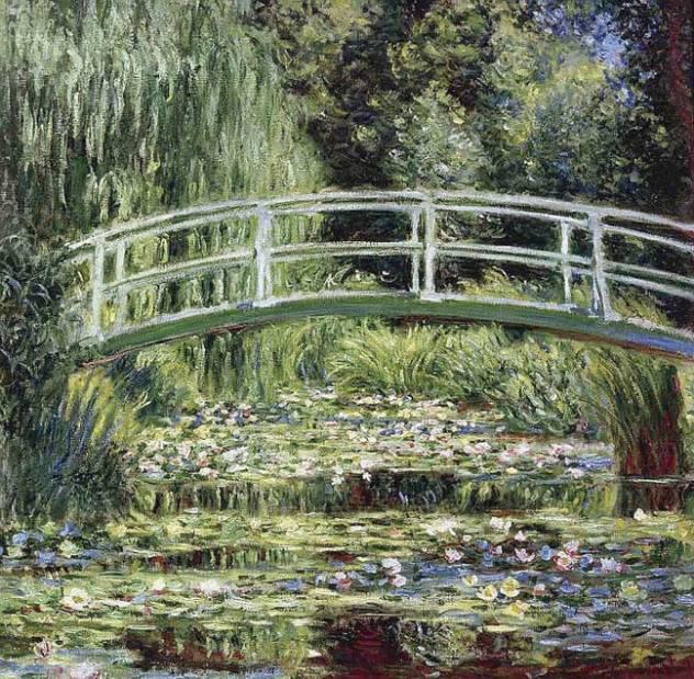 Claude Monet : Giverny Bassin aux Nymphéas