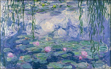 Claude Monet impressionnisme