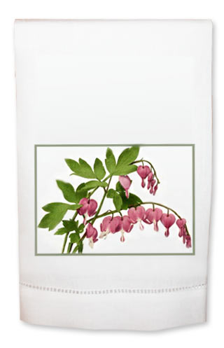 Bleeding Hearts Towel
