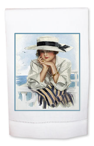Summer Seas Towel