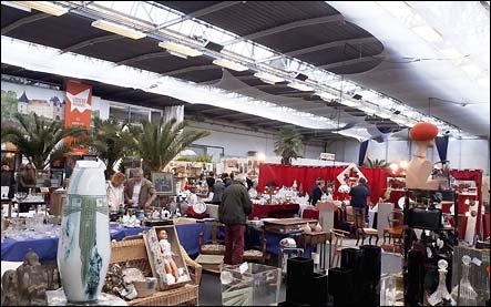 Salon des antiquaires et antiquités à Lisieux