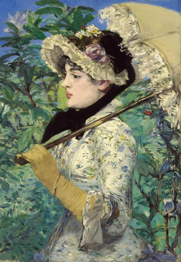 Le Printemps Edouard Manet