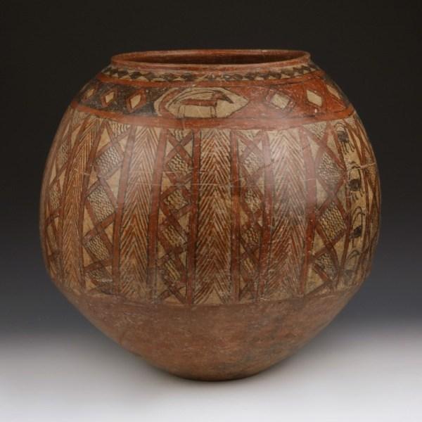 Magnificent Pre-Urartian Pottery Jar