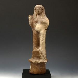 Phoenician Votive Tanit Statue