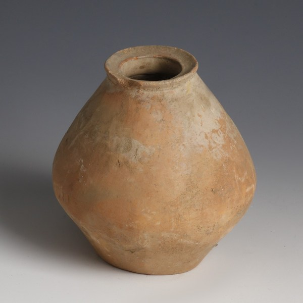 Pyriform Shaped Holy Land Vessel