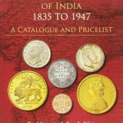 The Uniform Coinage Of India 1835 to 1947: A Catalogue and Pricelist