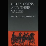 Greek Coins and Their Values, Volume II - Asia and Africa