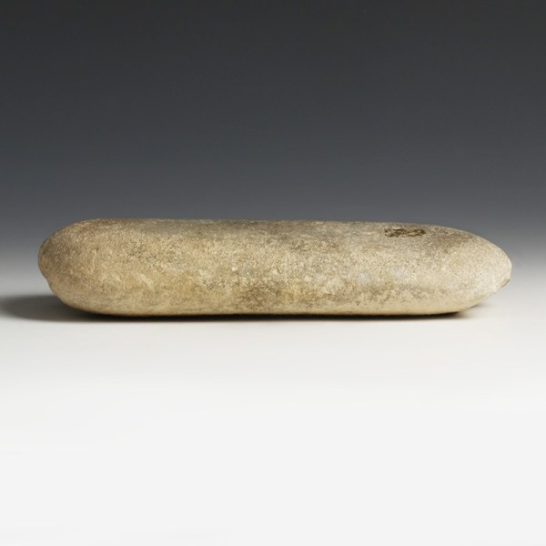 Large Danish Neolithic Stone Axe Head