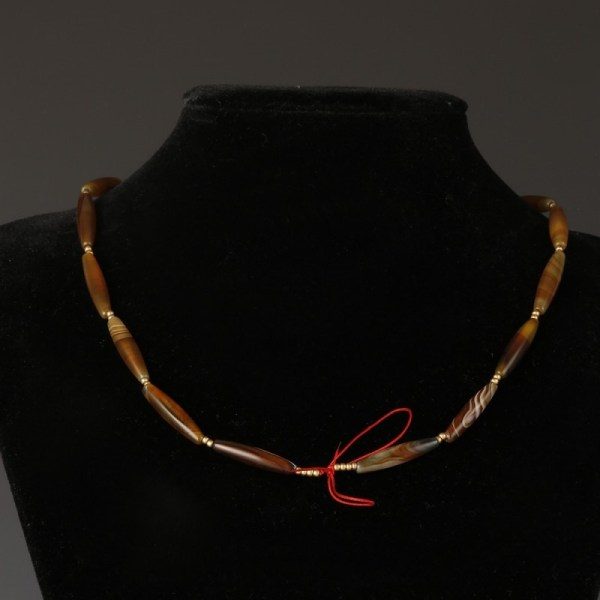 Necklace With Persian Beads