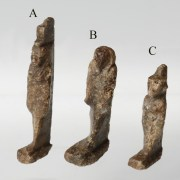 Egyptian Amulets in Hardstone