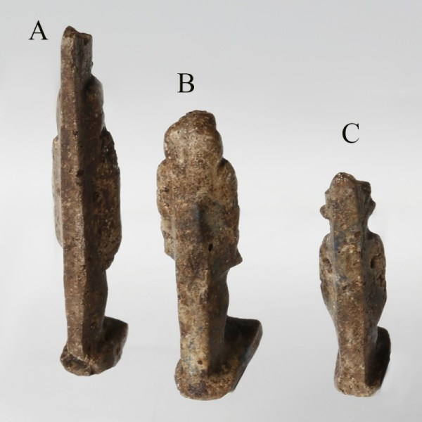Egyptian Amulets in Hardstone