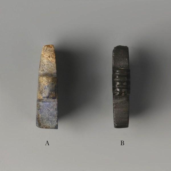 Egyptian Hardstone Amulets