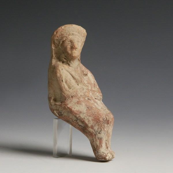 Graeco-Roman Terracotta Statuette