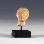 Greek Head of a Youth