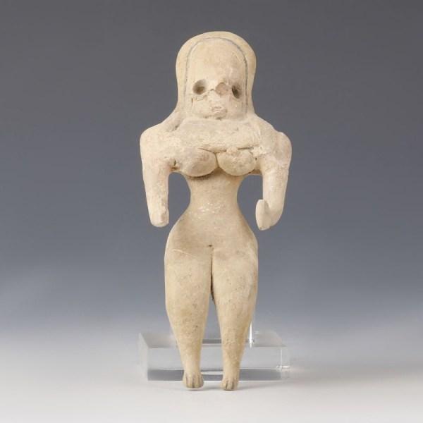 Indus Valley Chalcolithic Fertility Figure