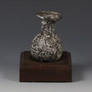 Roman Mould-Blown Glass Flask