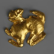 Scythian Gold Sphinx Appliqué