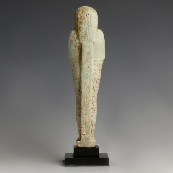 Magnificent 26th Dynasty Shabti