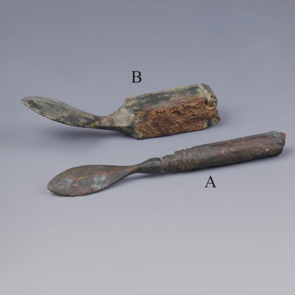 Roman Bronze Medical Scalpels