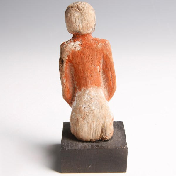 Egyptian Middle Kingdom Wood Servant Figure