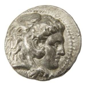 alexander the great ar tetradrachm