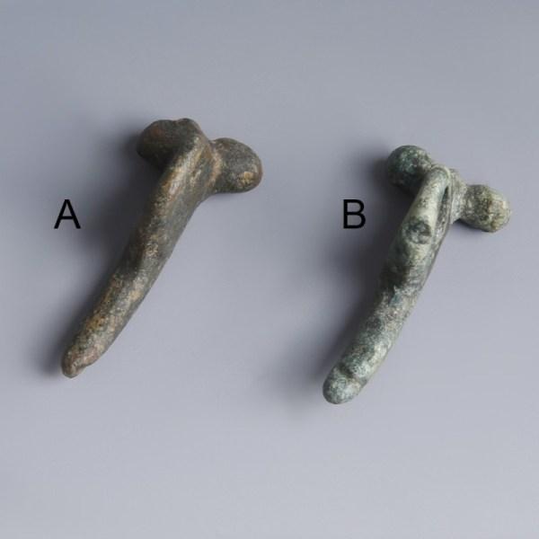 Roman Phallic Pendants