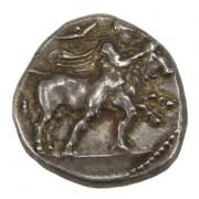 Thessaly, Larissa (460-400 BC), Ar. Drachm