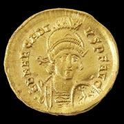byzantine-coin-arcadius-solidus