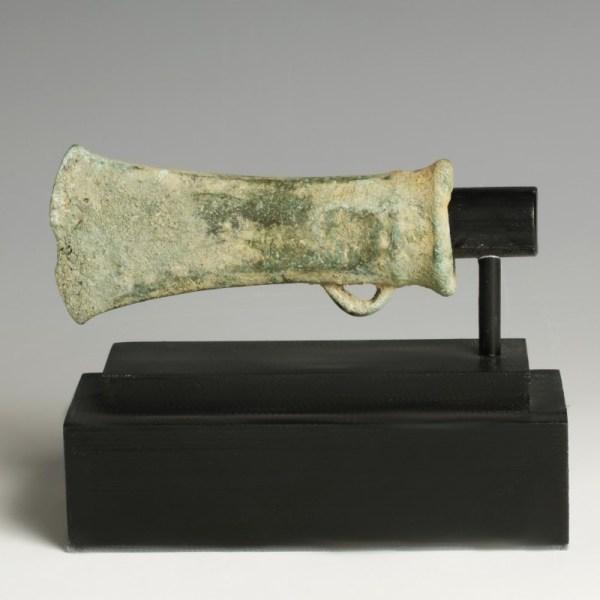 British Bronze Age Socketed Axe Head