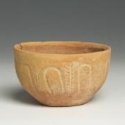 Rare Roman Terracotta Drinking Bowl