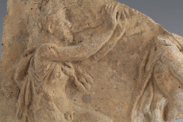 Terracotta Campana Relief From The Donohue Collection