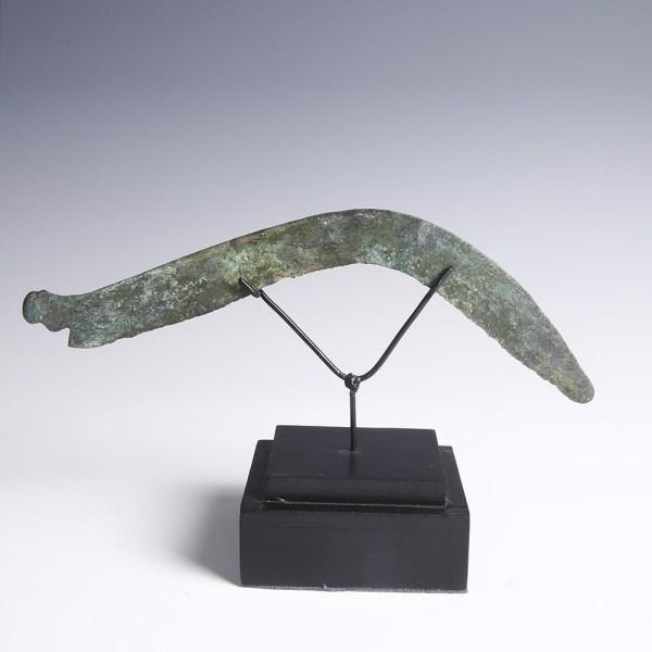 European Bronze Age Sickle Blade