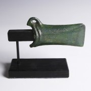 European Bronze Age Socketed Axe Head