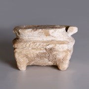 Early Dynastic Multi-Compartmented Cosmetic Container