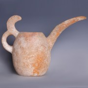 Amlash Beaked Vessel with Quadruped Handle
