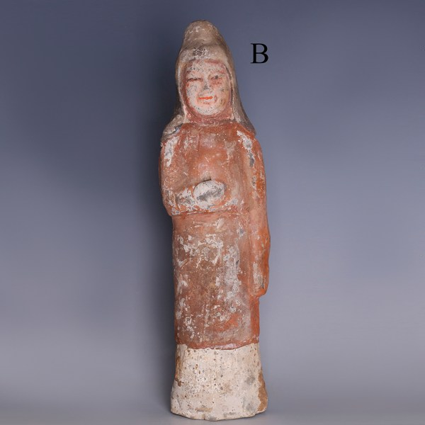 tang dynasty male court attendant B