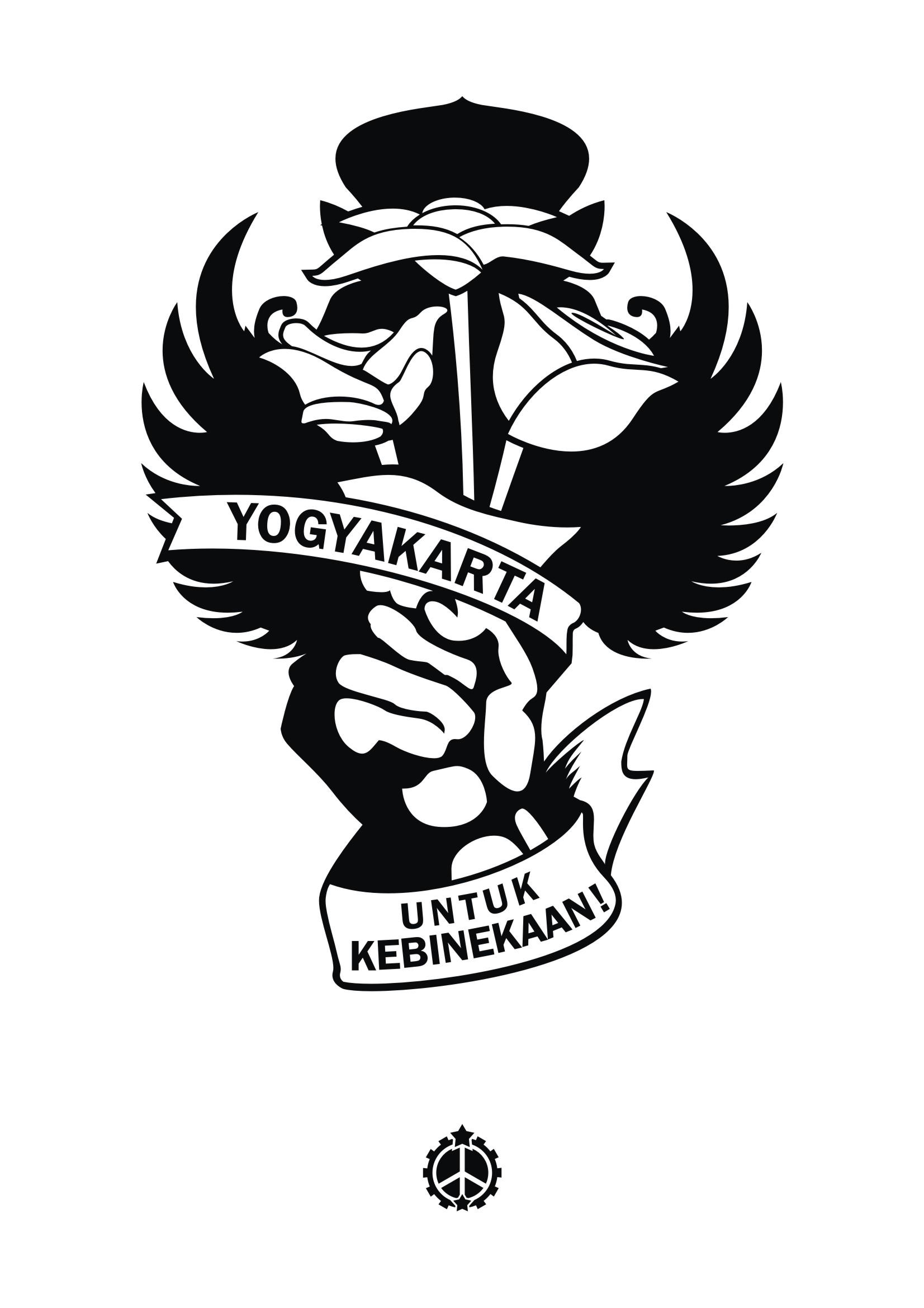 Yogyakarta Untuk Kebinekaan Logo