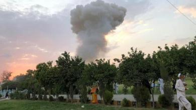 هجوم سجن أفغانستان