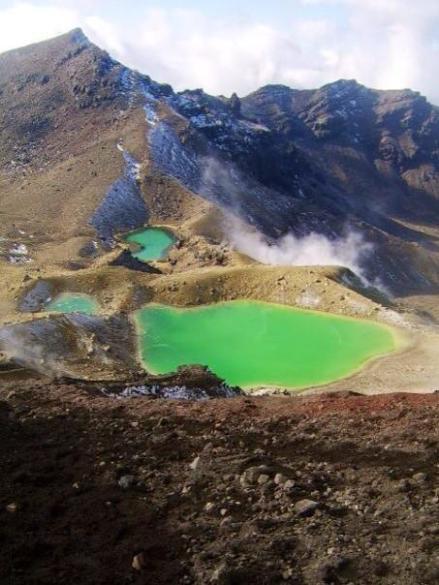Ayla (@MrsAylaAdvnture) of the UK caught a stunning green while in New Zealand: https://twitter.com/MrsAylaAdvnture/status/511601282432638977/photo/1