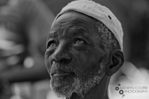 Irfan, the viillage elder