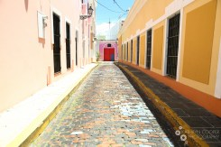 Red door, Puerto Rico