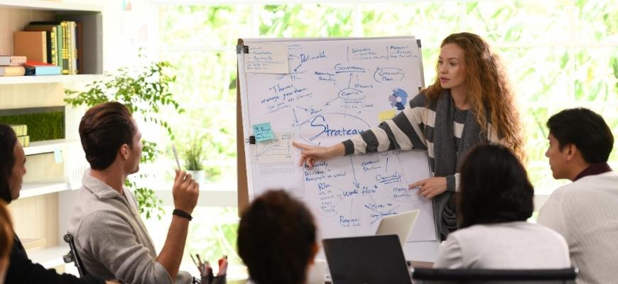 План урока для корпоративного обучения