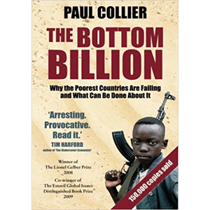 Boek: The Bottom Billion - Paul Collier