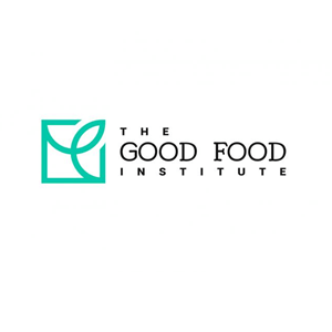 Logo The Good Food Institute (goed doel voor dieren)