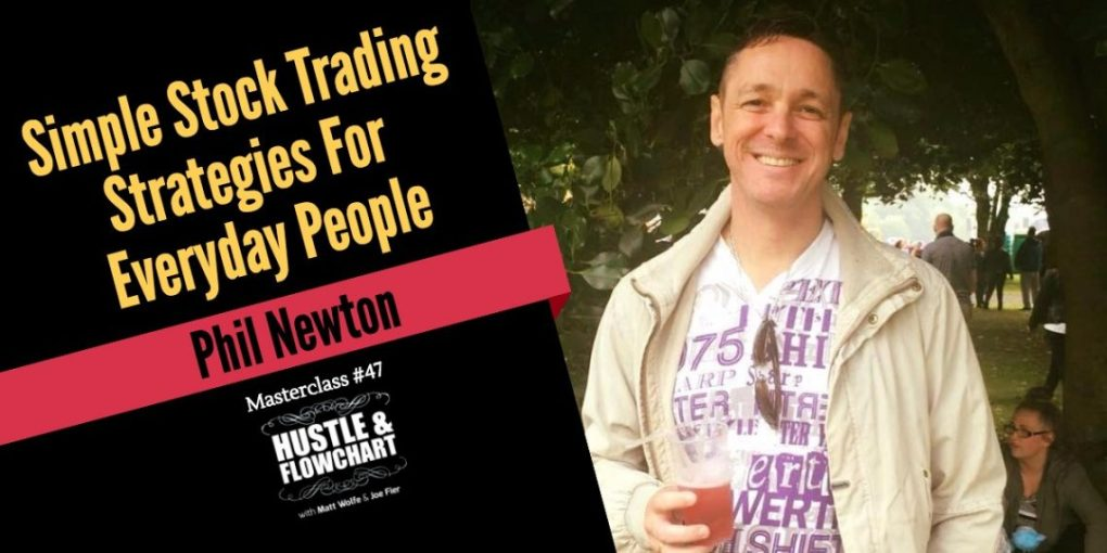 Mr Phil Newton Trader Interview